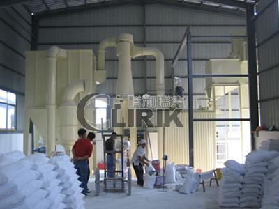 上海地区超细磨粉机的价格